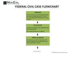 Federal Civil Case Flow