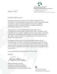 Letter For References Reference Letter Assembly Of God Usa