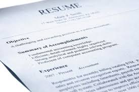 Sample Resume Summary Statement Sample Resume Summaries Resume
