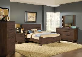piece emmaline upholstered panel bedroom:  piece portland solid wood platform bedroom set by modus usa furniture online
