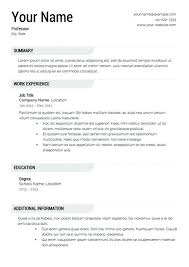 Resume Builder Free Online Interesting Online Resume Website Examples Executive Resume Examples Free Resume