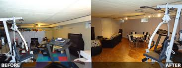 finished basement ideas before and after.  After Basement Refinishing Crystal Lake Illinois To Finished Ideas Before And After