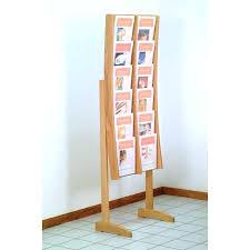 Cardboard Magazine File Holders Decorative Magazine Holders Shelves Wall Magazine Rack Chrome 97