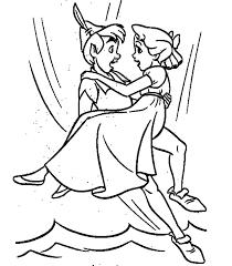 Coloriage Peter Pan Crochetllll L