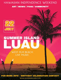 Luau Flyer Luau Flyer 15 Best Luau Party Flyers Images On Pinterest Flyer