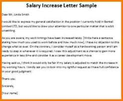 raise salary letter 9 letter for salary increase sales slip template