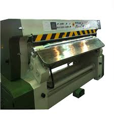 tannery use sheep skin leather splitting machine for