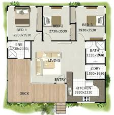 3 Bedroom Small House 3 Bedroom Alluring Small 3 Bedroom House Plans 3  Bedroom House Plans . 3 Bedroom ...