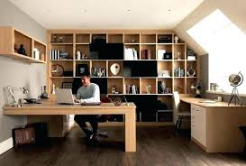 home office with two desks. Two Person Desk Home Office Surprising  For . With Desks