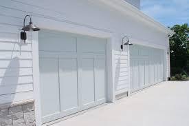 outdoor gooseneck lights garage