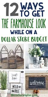 12 best farmhouse decor items to