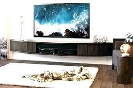 floating shelves entertainment center shelf wall for remodel