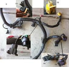where do these go part ii l67 engine wiring harnesses 1992 1999 image