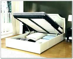 loft bed frame full size designs frames with storage queen drawers svarta desktop loft bed frame