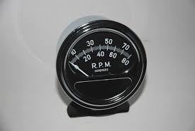 """tach it up remember sun tachometers racingjunk news like it s super tach brother the """"elder sibling"""" fz88r tach is from"""