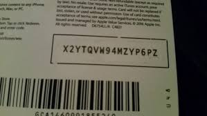 free itunes gift card code