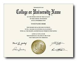 University Diplomas Templates Fake College And University Diplomas Starting At Only 59 Each