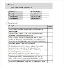 40 Word Checklist Templates Free Premium Templates
