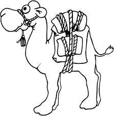 Small Picture Animal Coloring Pages Camel coloring pages