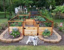 how to make a simple garden planter box
