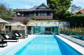 Pool Garden Design Mesmerizing Landscape Design Mosman Outdoor EstablishmentsSydney Landscape
