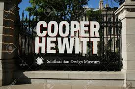 Smithsonian Design Museum Nyc New York June 16 2016 Cooper Hewitt Smithsonian Design Museum