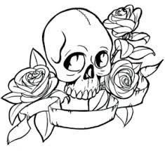 Small Picture Rose Cross Coloring Page Coloring Book