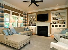 Classic & Simple Family Room