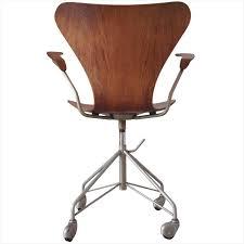 arne jacobsen office chair. Swivel Desk Chair With Arms » Luxury Earliest Arne Jacobsen Rosewood Office