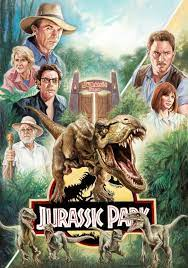 Jurassic Park Painting by Comic Artist(s) Leo Leibelman - W.B. in 2021 | Jurassic  park, Jurassic park movie, Jurassic park characters