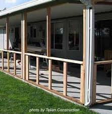 screened covered patio ideas. Build A Screen Porch - Column Spacing Screened Covered Patio Ideas