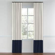 curtain strikingly idea color block curtains 25 best ideas about color on in red and