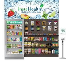 Healthy Vending Machine Options Simple Tackling Obesity InstaHealthy USA Launches Fundable Campaign To