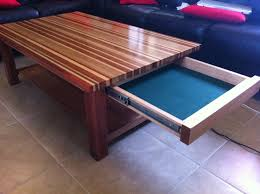 Places To Coffee Tables By Redditor Davidfrancis585 Coffee Table With Multi Wood Table