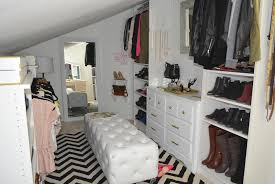 walk in closet makeover after beautiful walk in closet got organized