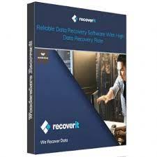 Wondershare Recoverit 9.5.5.20 Crack + Registration code 2021 [Latest]