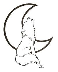 wolf howling drawing anime. Unique Drawing Holwing Wolf Wolf Howling Drawing Anime Drawing Easy  Drawings Throughout