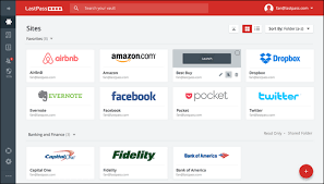 Password Manager Comparison Chart Password Managers Compared Lastpass Vs Keepass Vs Dashlane