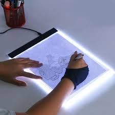 X Ray Light Board Led Light Box A4 Drawing Tablet Graphic Writing Digital