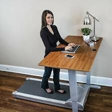 mini treadmill for desk makes this a treadmill desk