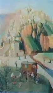 CAGNES-SUR-MER by Hilda Mary Harvey on artnet