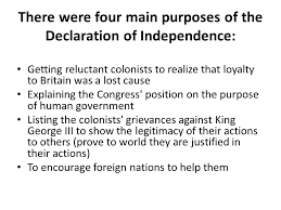 essay on the declaration of independence original content doing business in essay
