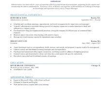 Resume Format Font Size Proper Resume Format Font Size Templates