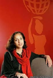 A Womans Work India Native Kavita Ramdas Spins Her Privileged