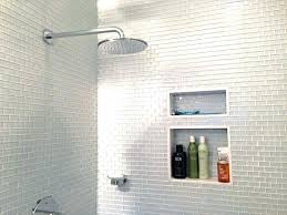 glazed tile shower ceramic