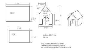 easy dog house plans. Snoopy Dog House Plans Easy