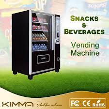 Combination Vending Machines Awesome Electronic Spiral Roll Vending Machine For Snacks And Cold Beverage