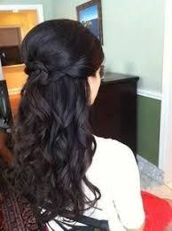 half up half down hairstyles wedding. half up down wedding hairstyle for black hair hairstyles u