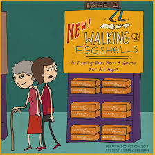 cartoons about dysfunctional families and walking on eggshells  dysfunctional family humor