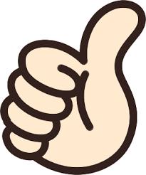 指でGOODサインをする手のイラスト - イラストストック
